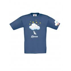 Enfant Tshirt De warmste...